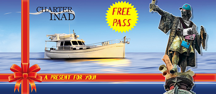 Free pass Charter Inad