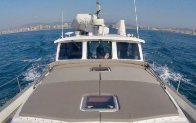 menorquin yacht 150 es Cau barcelona by charterinad.com rent yacht barcelone